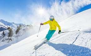 30% Rakousko: 4-8 denní lyžařský pobyt pro DVA v…