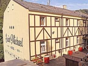 19% Karlovarsko: 3 denní pobyt pro DVA v hotelu Saint…