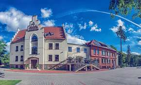 24% Polsko: 3-5 denní wellness pobyt pro DVA v hotelu…