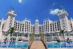 42% Turecko, Belek: 8 denní pobyt v hotelu Granada…