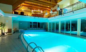 Sleva na pobyt 67% - Slovensko: 3-4 denní pobyt pro DVA ve Wellness resort…