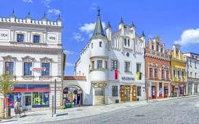 Sleva na pobyt 43% - Vysočina: 3 denní víkendový pobyt pro DVA v penzionu…