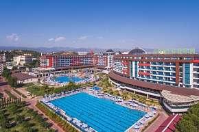 43% Turecko, Turecká riviéra: 8 denní pobyt v hotelu…