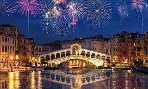 Sleva na pobyt 31% - Itálie: 4 denní Silvestrovský zájezd do Benátek s…