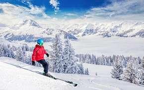 43% Rakousko: 3-7 denní pobyt u skiareálů v Hotelu…