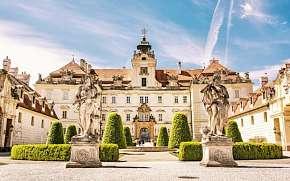 50% Jižní Morava: 3 denní pobyt pro DVA v Hotelu…