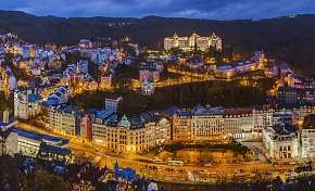 59% Karlovy Vary: 3-6 denní wellness pobyt pro DVA v…