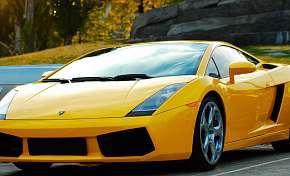 Sleva 46% - Zážitková jízda včetně paliva v Porsche, Lamborghini nebo Ferrari Italia jako…