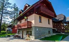 43% Tatry: 3 denní pobyt pro DVA ve Villa Domino se…