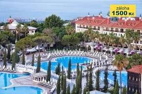 40% Turecko, Antalya: 8 denní pobyt v hotelu Swandor …