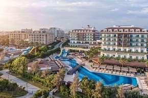 45% Turecko, Side: 8 denní pobyt v hotelu Adalya…