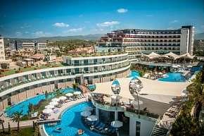 42% Turecko, Turecká riviéra: 8 denní pobyt v hotelu…