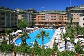 42% Turecko, Side: 8 denní pobyt v hotelu Side Star…