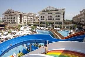 40% Turecko, Side: 8 denní pobyt v resortu Crystal…