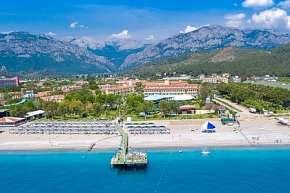 40% Turecko, Kemer: 8 denní pobyt v resortu Queen's…