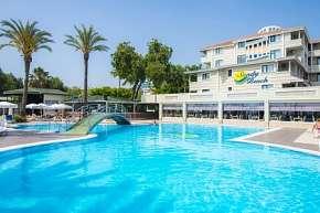 42% Turecko, Side: 9 denní pobyt v hotelu Sandy Beach…