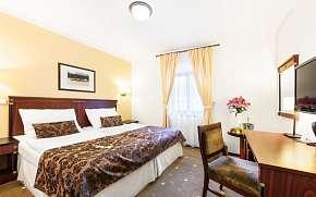 38% Vysočina: 3-8 denní pobyt pro DVA v hotelu U…