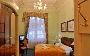 49% Karlovy Vary: 3-4 denní pobyt pro DVA v Hotelu…