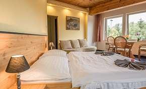 23% Beskydy: 3-6 denní pobyt pro DVA v Hotelu Bečva s…