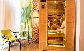 64% Nový Bor: 3 denní pobyt pro DVA v Parkhotelu…