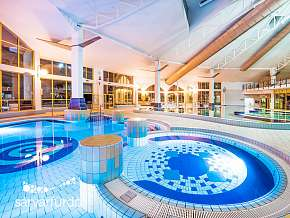 43% Maďarsko: 3 denní lázeňský pobyt v hotelu Park…