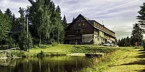 37% Jizerské hory: 3-6 denní pobyt pro DVA v hotelu…