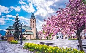 50% Nízké Tatry: 3-5 denní pobyt pro DVA v hotelu…