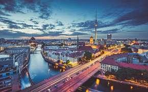 Sleva na pobyt 47% - Německo: 2-4 denní pobyt pro DVA v Hotelu A&O Berlin…