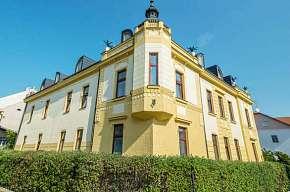 Sleva na pobyt 59% - Olomoucko: 3 denní pobyt pro DVA v secesním hotelu…