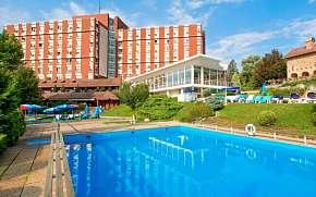 49% Maďarsko: 3-8 denní wellness pobyt v Ensana…