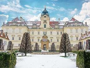 31% Jižní Morava: 3 denní pobyt pro DVA v penzionu…