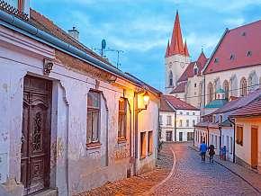 40% Jižní Morava: 3 denní pobyt pro DVA v hotelu…