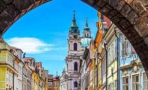 29% Praha: 2-4 denní pobyt pro DVA v Hotelu D`Angelo*…