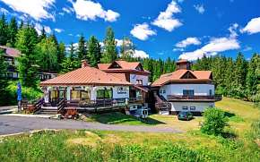 46% Krkonoše: 3-6 denní pobyt pro DVA ve Sport Hotel…