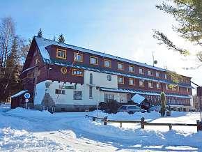 37% Jizerské hory: 3 denní pobyt pro DVA v hotelu…