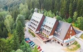 39% Krkonoše: 3-8 denní pobyt pro DVA u skiareálů v…
