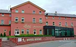 30% Olomoucko: 3-7 denní pobyt pro DVA v Hotelu…