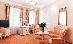 23% Polsko: 3-4 denní pobyt pro DVA v hotelu Amadeus …