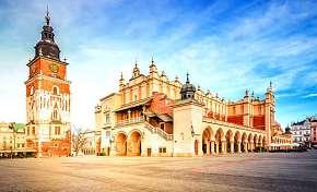 5% Polsko: 3-4 denní pobyt pro DVA v hotelu…