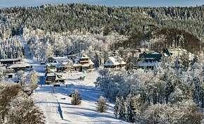 33% Beskydy: 3-6 denní lyžařský pobyt pro DVA v Chatě…