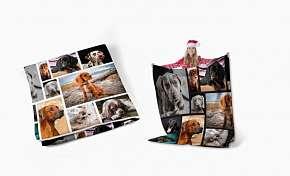Sleva 43% - Osobitý dárek v podobě hřejivé fotodeky z vlastních fotografií ve dvou rozměrech