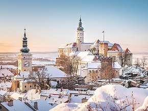 14% Jižní Morava: 3 denní pobyt pro DVA v penzionu…