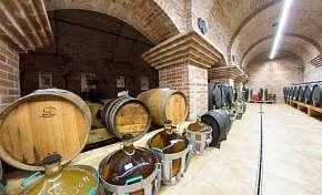 18% Morava: 3 denní vinařský pobyt pro DVA ve Dvůr…