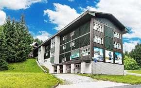 41% Krkonoše: 3-7 denní pobyt pro DVA v Hotelu Lenka …