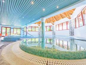 33% Maďarsko: 3 denní wellness pobyt pro DVA v hotelu…