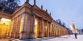 48% Karlovy Vary: 3-4 denní pobyt pro DVA v hotelu…