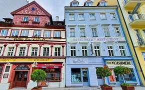 44% Karlovy Vary: 3 denní lázeňský pobyt pro DVA v…