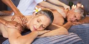 Sleva 31% - Antistresová a relaxační masáž pro seniory