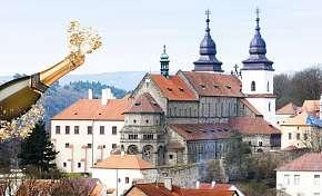 44% Vysočina: 3-4 denní silvestrovský pobyt pro DVA v…
