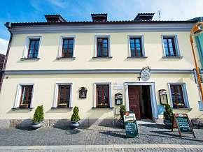 28% Jižní Čechy: 3 denní pobyt pro DVA v hotelu…